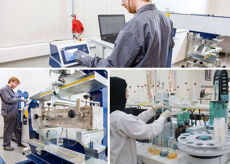 Лаборатория АБЗ Парусное